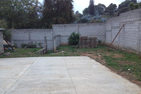 Foto de terreno comercial en venta en  , villa guerrero, villa guerrero, méxico, 2624965 No. 03