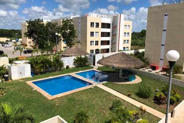 Foto de departamento en renta en villa halcon edificio 5, misión del carmen, solidaridad, quintana roo, 8902339 No. 02
