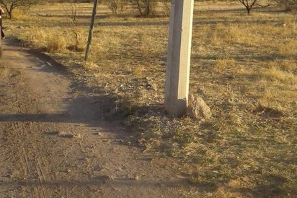 Foto de terreno habitacional en venta en  , villa juárez (rancheria juárez), chihuahua, chihuahua, 12815365 No. 01