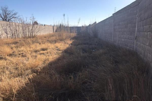 Foto de terreno habitacional en venta en . ., villa juárez (rancheria juárez), chihuahua, chihuahua, 0 No. 01