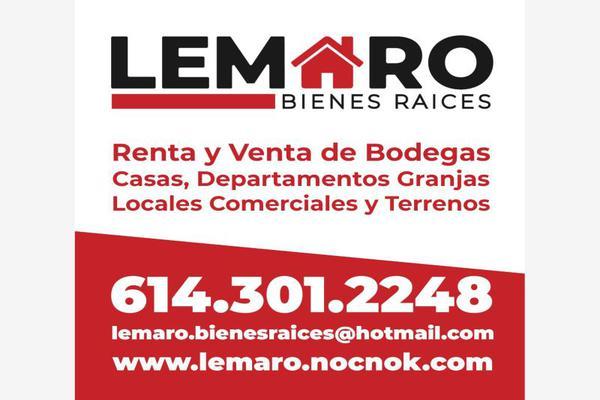 Foto de terreno habitacional en venta en . ., villa juárez (rancheria juárez), chihuahua, chihuahua, 0 No. 06