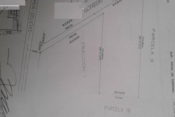 Foto de terreno habitacional en venta en  , villa juárez (rancheria juárez), chihuahua, chihuahua, 7858252 No. 03