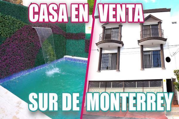 Foto de casa en venta en  , villa las fuentes, monterrey, nuevo león, 16167141 No. 01