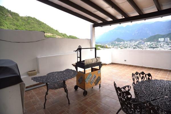 Foto de casa en venta en  , villa las fuentes, monterrey, nuevo león, 16167141 No. 23