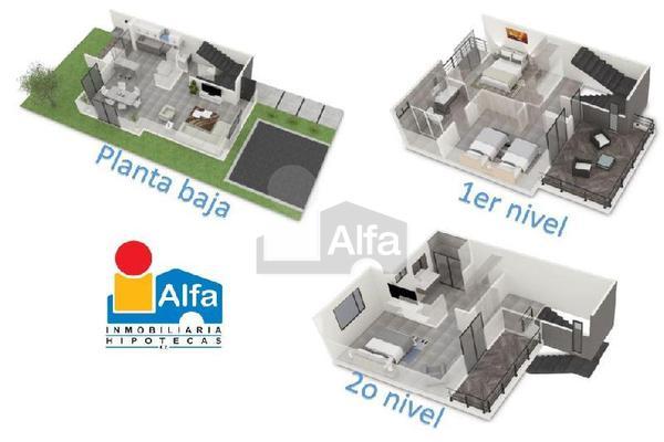 Foto de casa en renta en villa lugano , hacienda de las fuentes, calimaya, méxico, 5774041 No. 15
