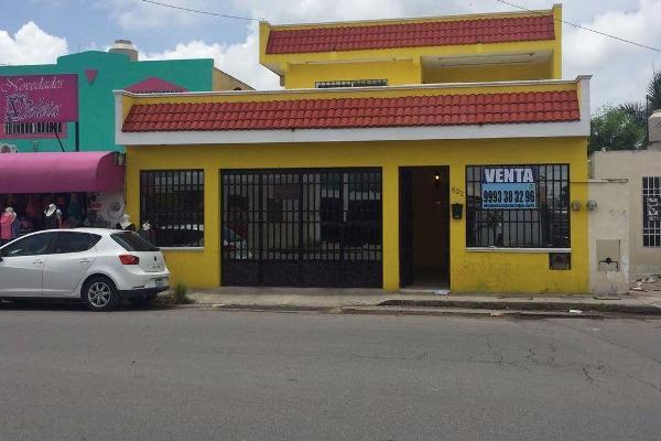 Foto de casa en venta en  , villa magna del sur, mérida, yucatán, 11444717 No. 01