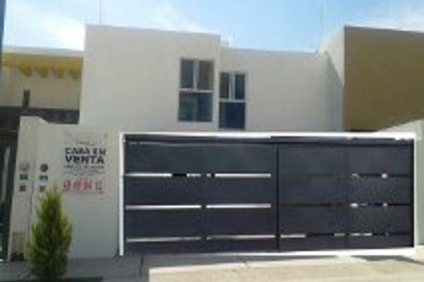 Foto de casa en venta en  , villa magna, san luis potosí, san luis potosí, 941845 No. 01