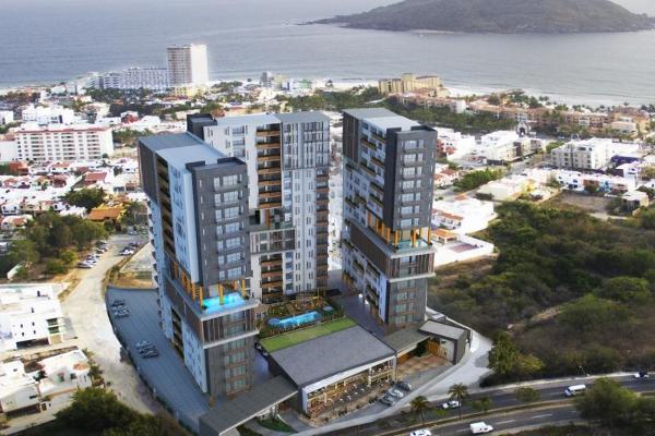 Foto de departamento en venta en  , villa marina, mazatlán, sinaloa, 5659098 No. 02