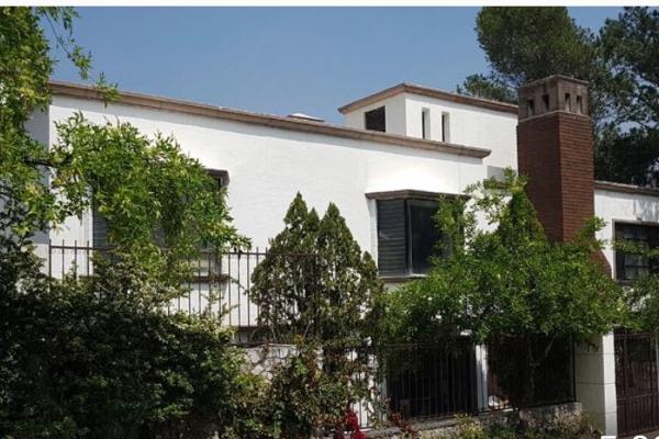 Foto de casa en venta en  , villa montaña 1er sector, san pedro garza garcía, nuevo león, 3426836 No. 01