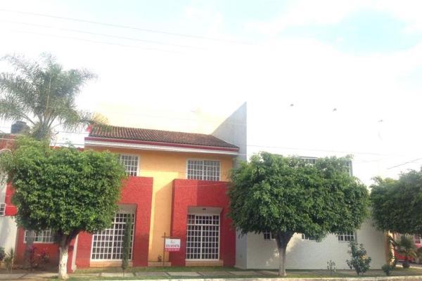 Foto de casa en renta en  , villa olímpica, zamora, michoacán de ocampo, 8887472 No. 01