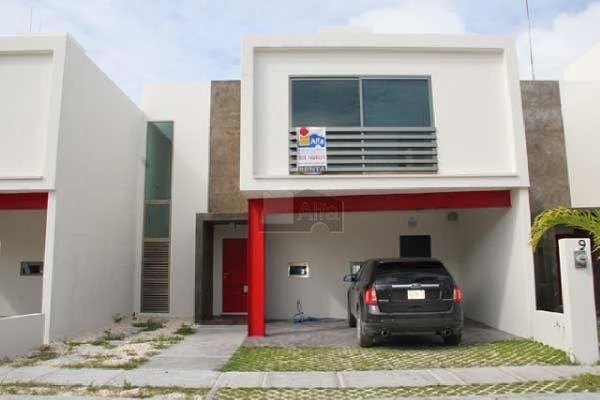 Foto de casa en renta en villa palmeras 2 , villa palmeras, carmen, campeche, 5969010 No. 01