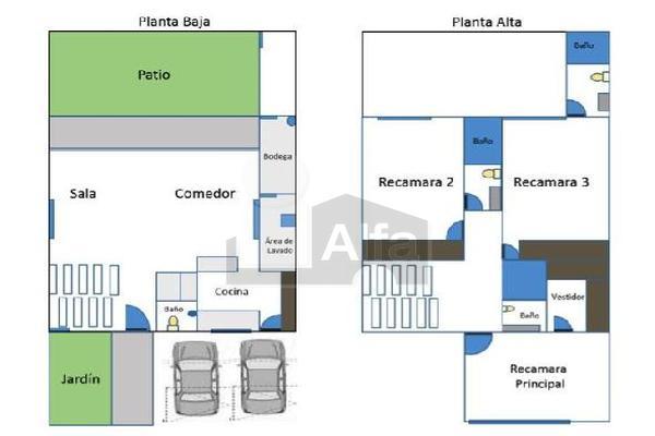 Foto de casa en venta en villa palmeras 2 , villa palmeras, carmen, campeche, 5969012 No. 13