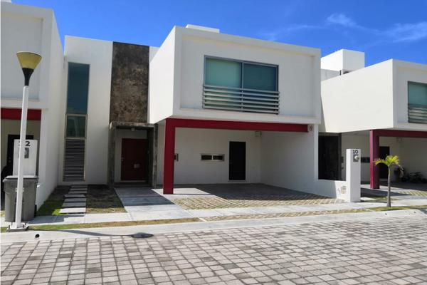 Foto de casa en renta en  , villa palmeras, carmen, campeche, 7471070 No. 01