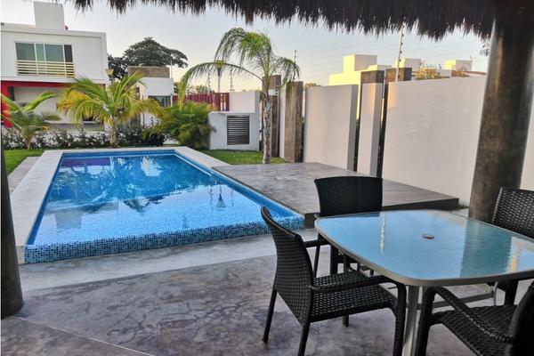 Foto de casa en renta en  , villa palmeras, carmen, campeche, 7471070 No. 02