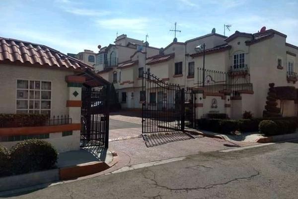 Foto de casa en venta en  , villa real 3ra secc, tecámac, méxico, 4595082 No. 01