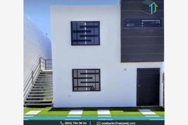 Foto de departamento en venta en  , villa residencial santa fe 1a sección, tijuana, baja california, 8849799 No. 01