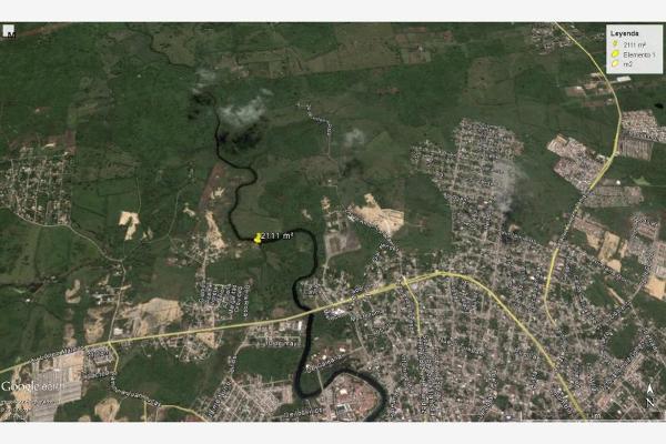 Foto de terreno habitacional en venta en fray servando teresa de mier , villa rosita, tuxpan, veracruz de ignacio de la llave, 2689097 No. 08