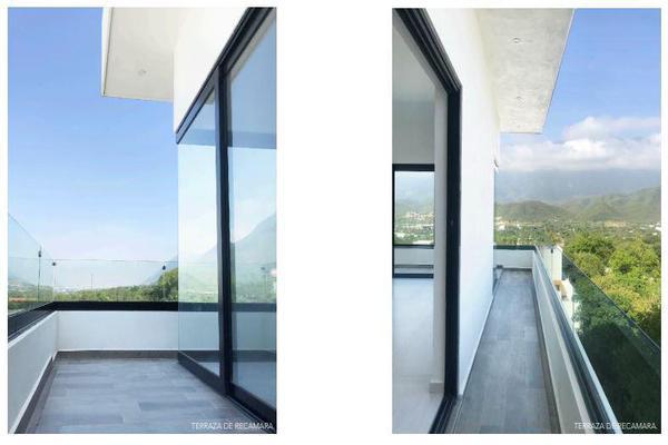 Foto de casa en venta en  , villa santa isabel, monterrey, nuevo león, 14408439 No. 36