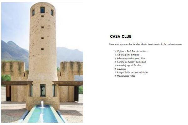 Foto de casa en venta en  , villa santa isabel, monterrey, nuevo león, 14408439 No. 40