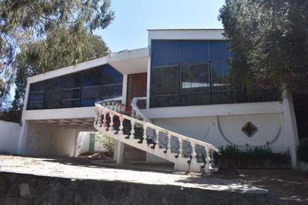 Foto de terreno habitacional en venta en  , villa satélite calera, puebla, puebla, 8851682 No. 01