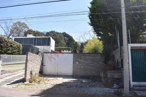 Foto de terreno habitacional en venta en  , villa satélite calera, puebla, puebla, 8851682 No. 30