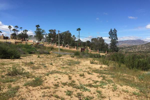 Foto de terreno habitacional en venta en villa toscana 1212, tecate centro, tecate, baja california, 17994805 No. 01