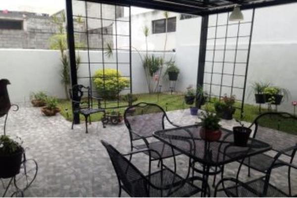 Foto de casa en venta en  , villa universidad, san nicolás de los garza, nuevo león, 5384303 No. 01