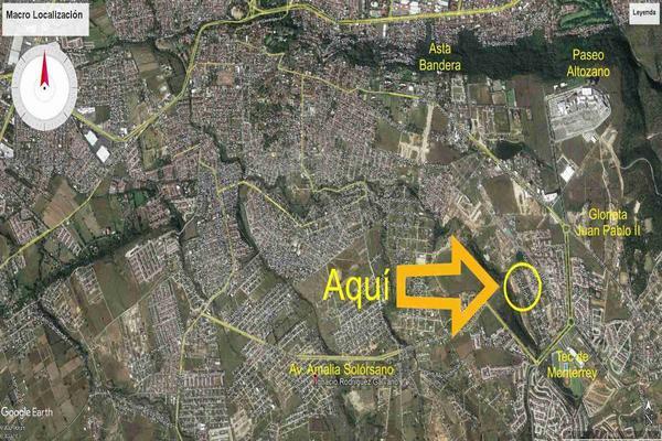 Foto de terreno habitacional en venta en villa verdum , jesús del monte, morelia, michoacán de ocampo, 18390914 No. 05