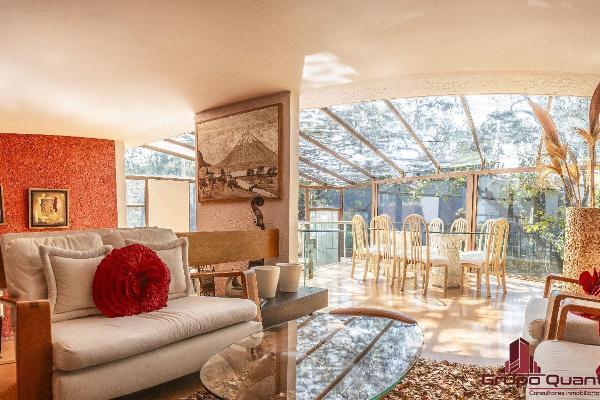 Foto de casa en venta en  , villa verdún, álvaro obregón, df / cdmx, 14020310 No. 01