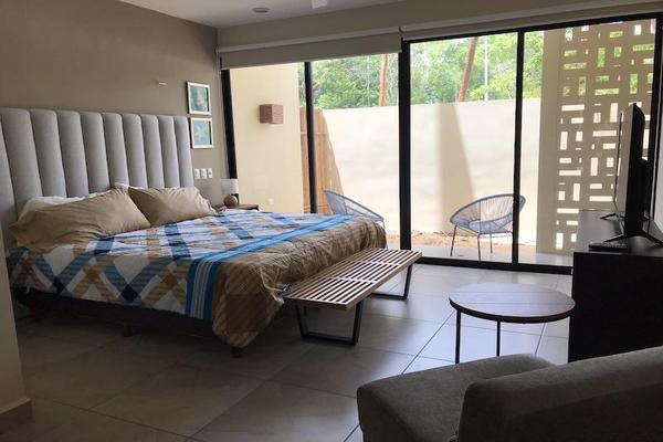 Foto de departamento en venta en villaggio aldea zamá 10, aldea zama, tulum, quintana roo, 15242650 No. 15