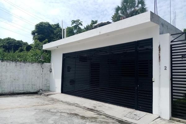 Foto de casa en renta en  , villahermosa centro, centro, tabasco, 13347966 No. 01