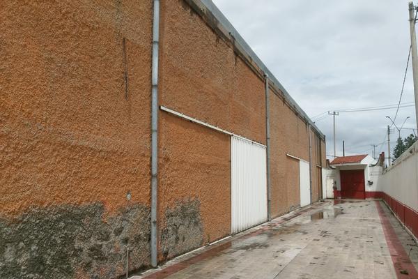 Foto de bodega en renta en villahermosa , san sebastián, chalco, méxico, 5370136 No. 25