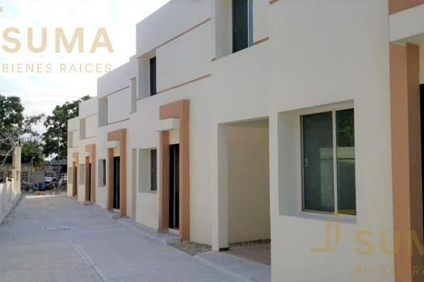 Foto de casa en venta en  , villahermosa, tampico, tamaulipas, 15684563 No. 01