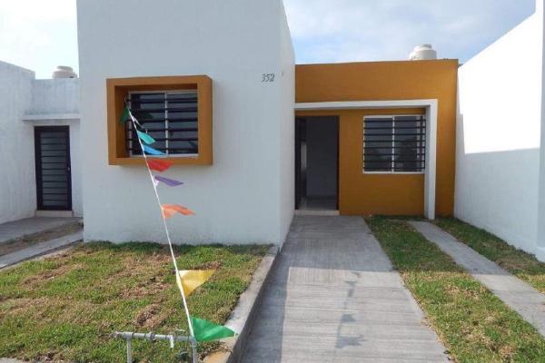 Foto de casa en venta en villas 1, villas de alameda, villa de álvarez, colima, 5878137 No. 01
