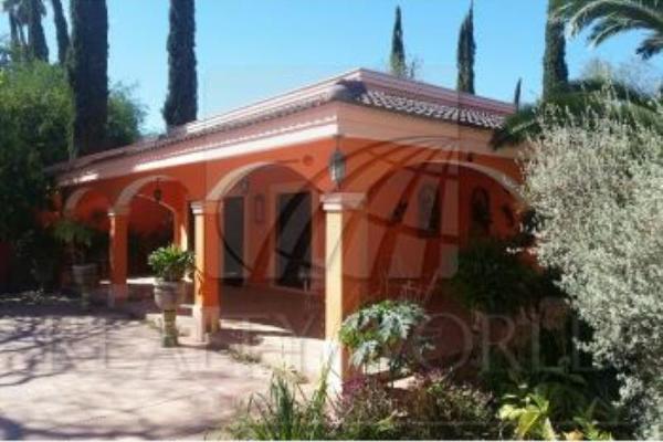 Foto de rancho en venta en  , villas campestres, ciénega de flores, nuevo león, 5427450 No. 05