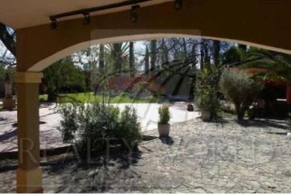 Foto de rancho en venta en  , villas campestres, ciénega de flores, nuevo león, 5427450 No. 11