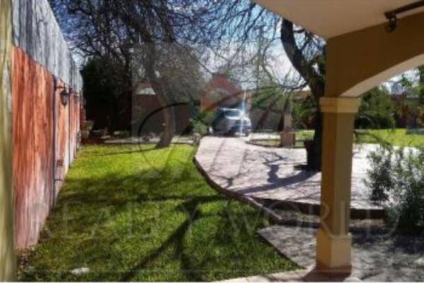 Foto de rancho en venta en  , villas campestres, ciénega de flores, nuevo león, 5427450 No. 13
