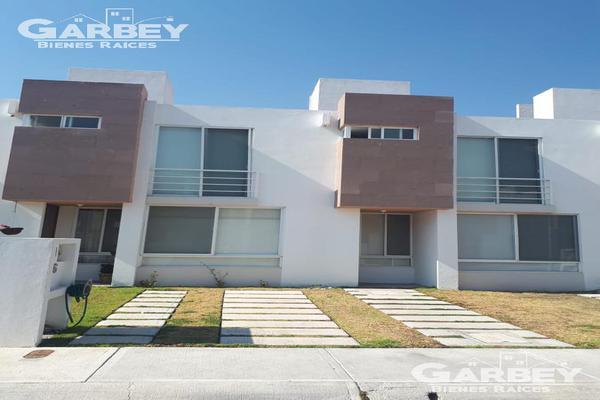 Foto de casa en venta en  , villas de la corregidora, corregidora, querétaro, 7292797 No. 01