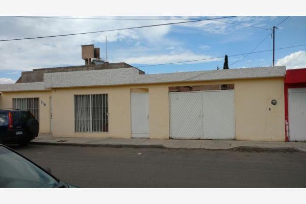 Foto de casa en venta en  , villas de san francisco, durango, durango, 5902482 No. 01