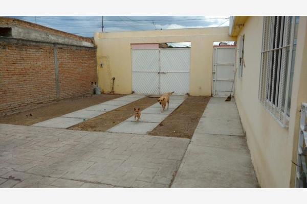 Foto de casa en venta en  , villas de san francisco, durango, durango, 5902482 No. 07