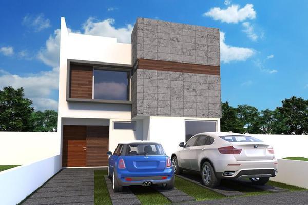 Foto de casa en venta en  , villas de tejeda, corregidora, querétaro, 14034378 No. 01