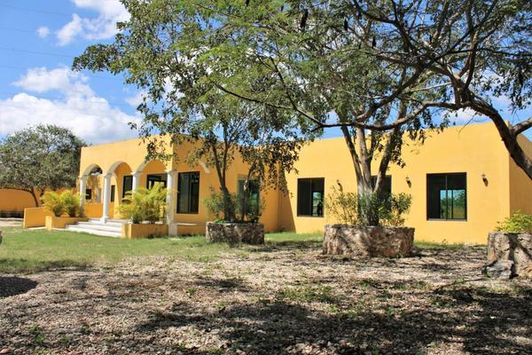 Foto de rancho en venta en  , villas de tixcacal, mérida, yucatán, 19425319 No. 02