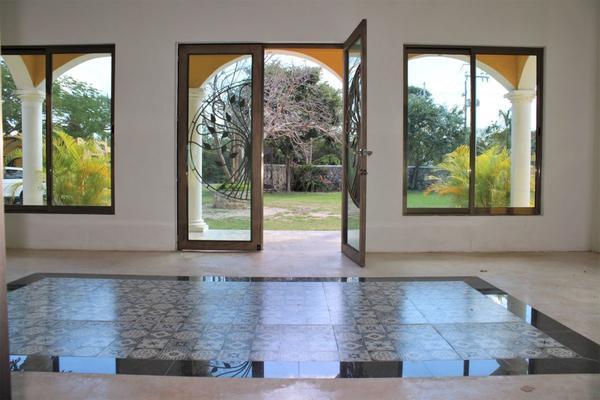 Foto de rancho en venta en  , villas de tixcacal, mérida, yucatán, 19425319 No. 04