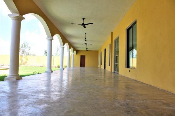 Foto de rancho en venta en  , villas de tixcacal, mérida, yucatán, 19425319 No. 11