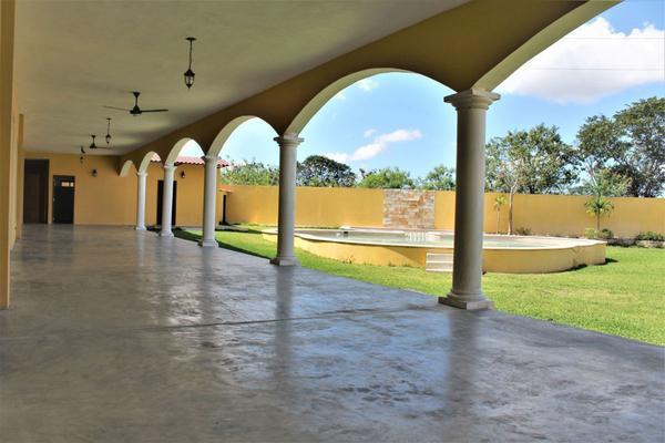 Foto de rancho en venta en  , villas de tixcacal, mérida, yucatán, 19425319 No. 12