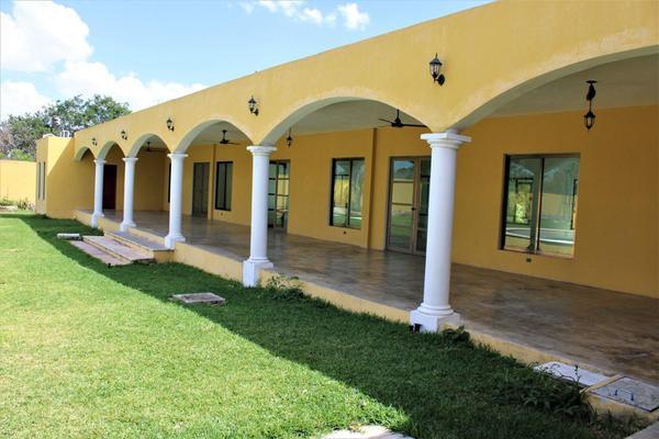 Foto de rancho en venta en  , villas de tixcacal, mérida, yucatán, 19425319 No. 13