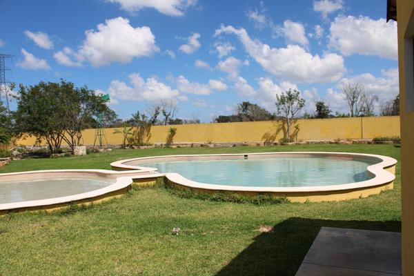 Foto de rancho en venta en  , villas de tixcacal, mérida, yucatán, 19425319 No. 15
