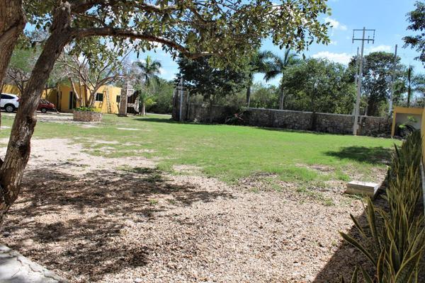 Foto de rancho en venta en  , villas de tixcacal, mérida, yucatán, 19425319 No. 19
