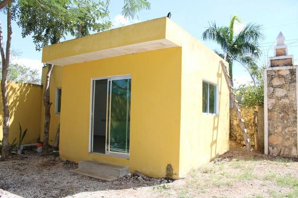 Foto de rancho en venta en  , villas de tixcacal, mérida, yucatán, 19425319 No. 20