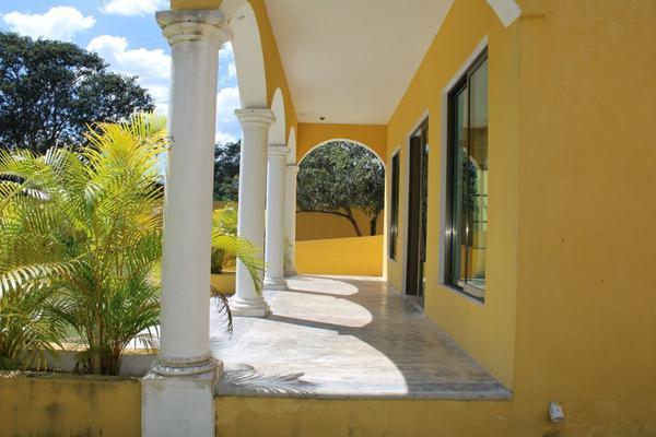 Foto de rancho en venta en  , villas de tixcacal, mérida, yucatán, 19425319 No. 22